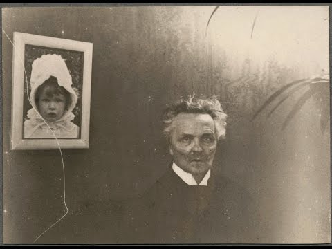 August Strindberg 1849 - 1912