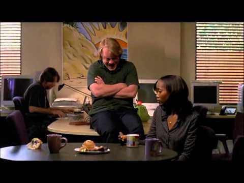 Philip Seymour Hoffman's Oscar Worthy Laugh