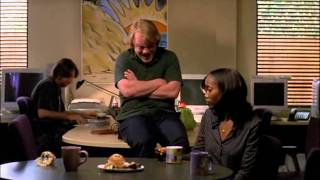 Philip Seymour Hoffman's Oscar Worthy Laugh