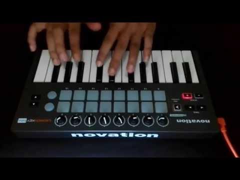 "Piano Tutorial ""Sakitnya Tuh Disini""by Cita Citata (Neversleep cover) with Novation."