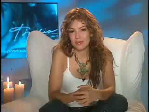 Thalia En Chat De Univision Parte 1