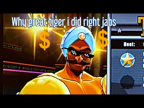 Beating Great Tiger In 3 Punches