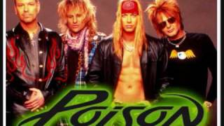 Poison - Nothing But a Good Time (Standard Tuning)