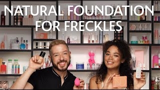 Natural Foundation for Freckles | Sephora