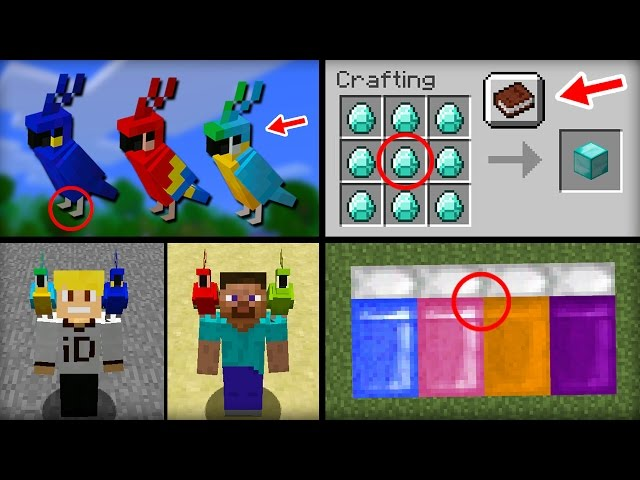 ? Minecraft 1.12 Update - 10 Features That Will Be Added