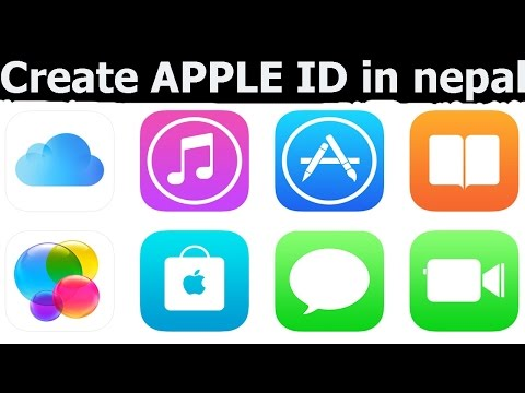 HOW TO CREATE APPLE ID IN NEPAL | WITHOUT CREDIT CARD [NEPALI VERSION]