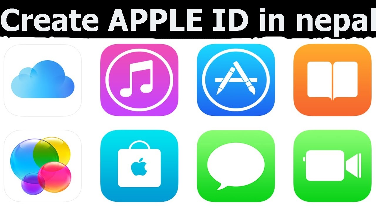 how to create apple id on pc without credit card