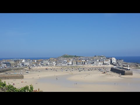 A day in St Ives / Cornwall |Travel vlog summer 2017