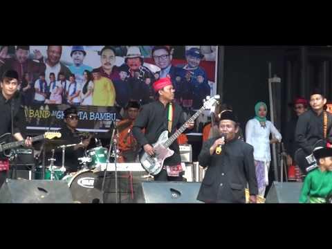 Nangke Lande - Sang Bango Band | Live Perfomance PaSKI Ancol