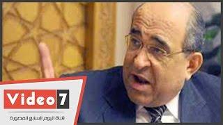 مصطفى الفقى: إسرائيل خلف أزمة سد النهضة.. والجيش قادر على حفظ على الأمن