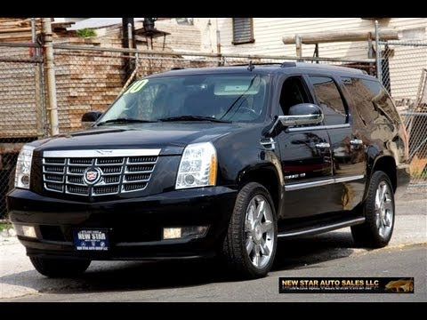2010 cadillac escalade esv for sale new jersey youtube. Black Bedroom Furniture Sets. Home Design Ideas