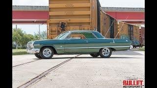 1963 Chevrolet Impala SS walk Around and Drive