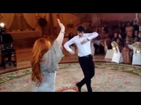 Патимат Кагирова на Ингушской свадьбе