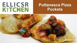 Puttanesca Pizza Pockets