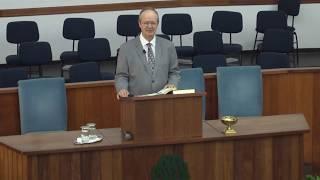 Culto Dominical - Mensagem em Mateus 16