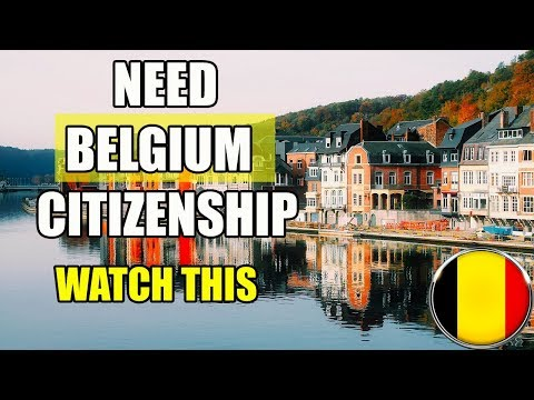 How to apply for Belgium citizenship II 2019 process II