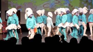 Schoolfeest & Grootoudersfeest Smurfen Vbs Bellegem