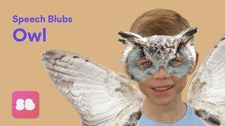 Speech Blubs OWL Storybook - Speech Exercises for Kids!