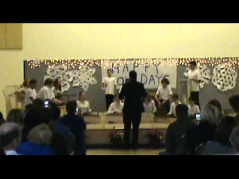 Park Century School 2014-2015 Holiday Concert