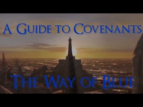 Dark Souls 2 - A Guide to covenants: Way of Blue