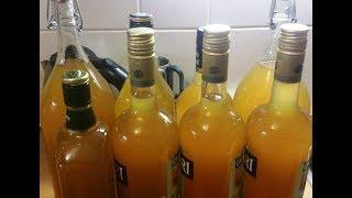 Как легко приготовить яблочный сок на зиму дома (БЕЗ сахара). Эпизод №8.