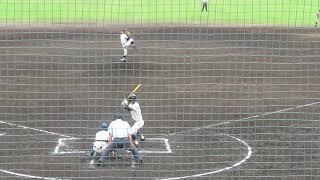 20180609 浦和学院・下薗咲也のピッチング