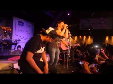 Noah - Terbangun Sendiri ( at Noah Private Concert Semarang)