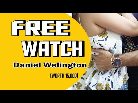 How To Collaborate With DW | Daniel Wellington Watch Worth 15000