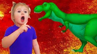 The Floor is Lava Song | Kids Songs by Baa Bee
