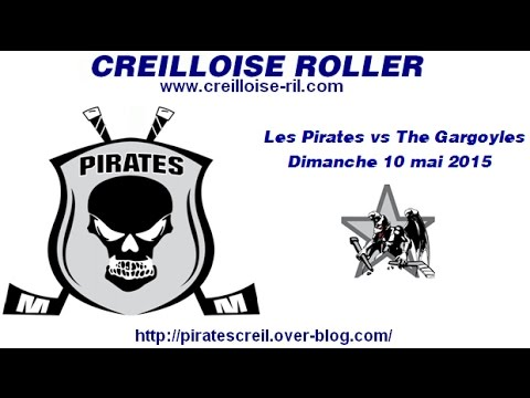 2015 05 10 Pirates VS RHCA 1ere mi-temps.