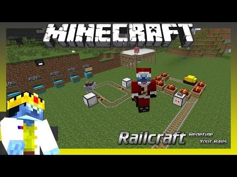 Railcraft 1.7.10 Tutorial - Part 6 - Detectors Loaders and Unloaders
