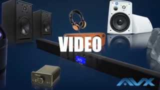 Win Bluetooth Speakers and Home Audio Video Products - Monthly Contest - Subscribe to AV Express