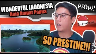 Wonderful Indonesia - Raja Ampat Papua | REACTION MP3