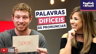 Baixar As palavras MAIS DIFÍCEIS de pronunciar em inglês | ft. Tim Explica