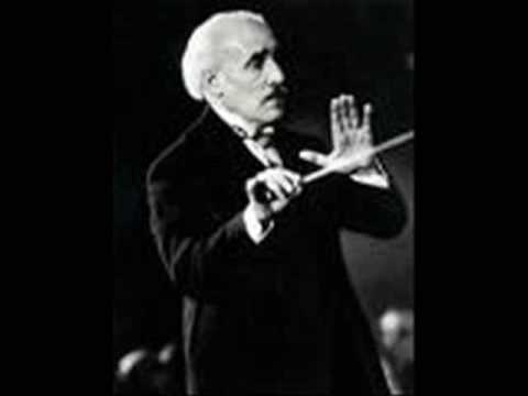 Toscanini conducts the Nabucco Ouverture