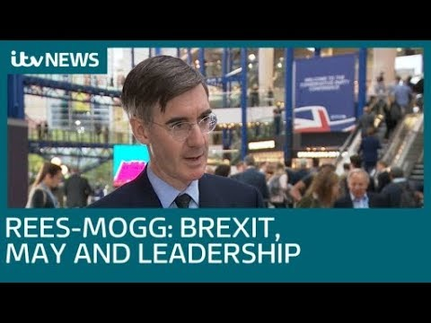 Jacob Rees-Mogg talks Brexit, Theresa May and the Conservative Party | ITV News