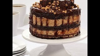 """Annie's Bakery 7"""" S'mores Cake"""