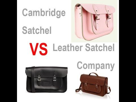 Cambridge Satchel Company vs Leather Satchel Company | Full Review | LoveBezuki