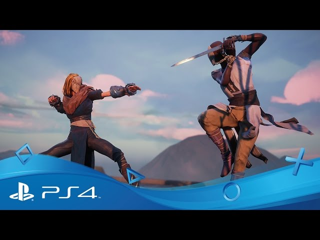 Absolver | PSX 2016 Trailer | PS4