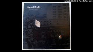 Harold Budd - Madrigals Of The Rose Angel : Rosetti Noise / The Crystal Garden And A Coda