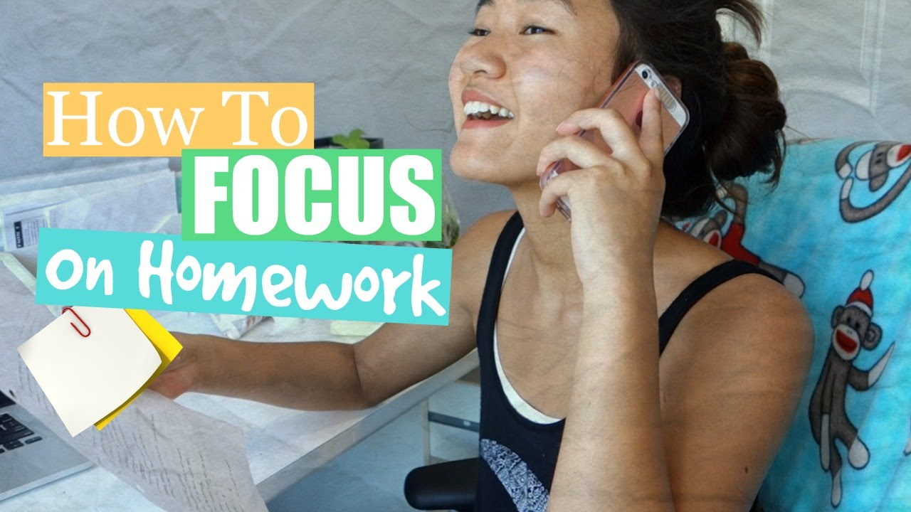 Ways to Focus on School Work   wikiHow wikiHow A series of focus helpers to assist with creating strategies in the  classroom or at home  These ideas can be adapted for children with ADHD or  used to help