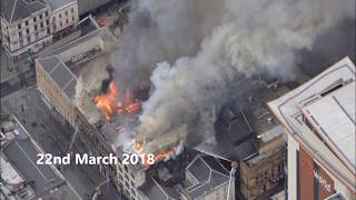 From Bad To Worse | Glasgow City Centre Fire, 22nd March 2018