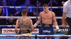 Fight highlights! Michael Conlan stands and bangs for final 60 seconds of Cunningham fight