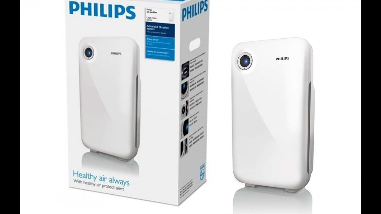 PHILIPS AIR PURIFIERunboxing and how to useHUG LIFEAC 4014