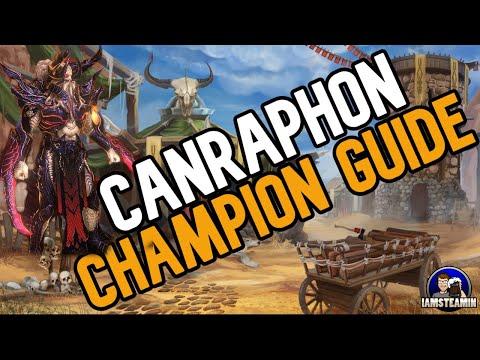 Candraphon - Champion guide - Post buff beast! [Raid: Shadow Legends]