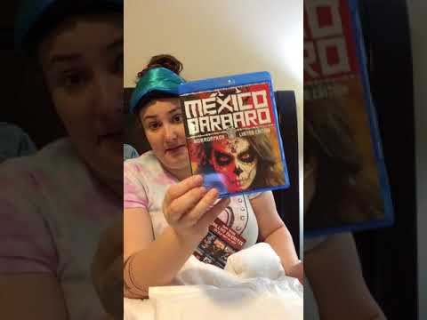 August 2018 Horror Pack Unboxing