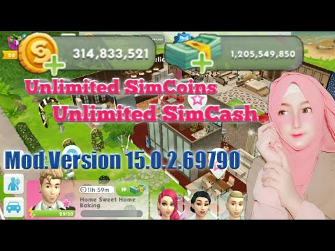 THE SIMS MOBILE MOD Apk - New Vers.  15.0.2.69790 ( MOD UNLIMITED SIMS COIN & SIMS CASH)
