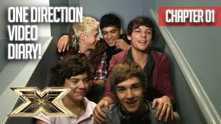 One Direction: The X Factor Diary | Chapter One | The X Factor UK