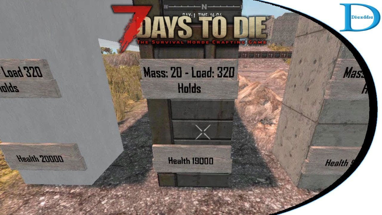 How To Keep Your Base From Collapsing 7 Days To Die Alpha 16