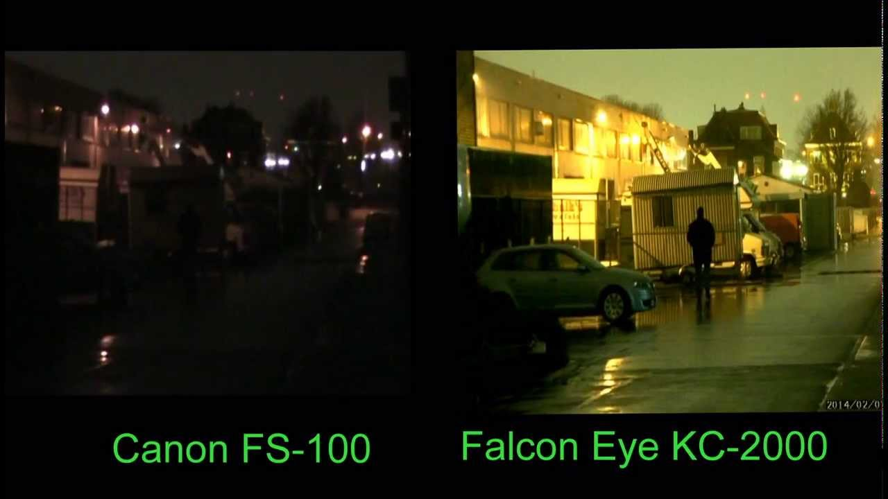 falcon eye kc 2000 color night vision by mss